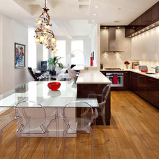 Contemporary Kitchen by Crafted Home