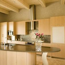 Contemporary Kitchen by Design Alliance