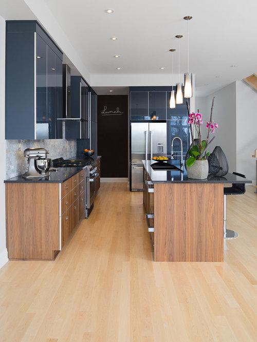 Contemporary kitchen design by astro design ottawa for Modern home decor ottawa