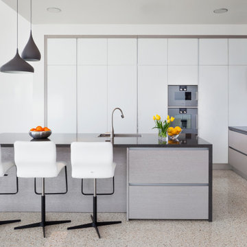 Contemporary Kitchen Design in Perth