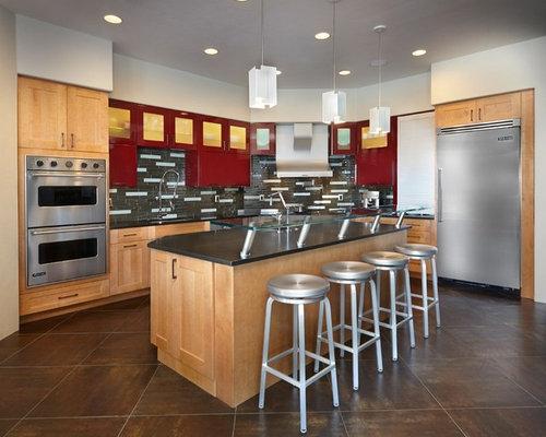 Contemporary kitchen design in tucson for Kitchen design tucson