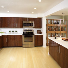 Contemporary Kitchen by Marcia Prentice Photography