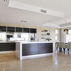 Kitchen by Interiors By Darren James