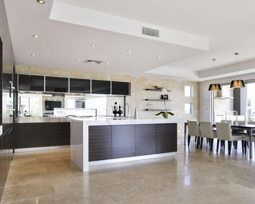 Contemporary Kitchen Design Soverign Island Gold Coast Australia