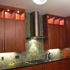 Contemporary Kitchen by design studio M