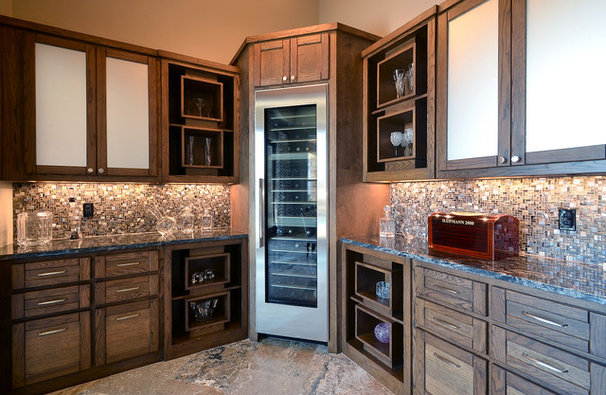 Contemporary Kitchen by Design Visions of Austin