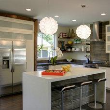 Contemporary Kitchen by Brian Grabski