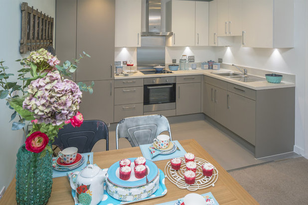 Contemporary Kitchen by Designs For All Occasions