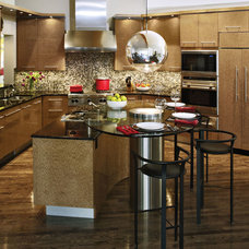 Contemporary Kitchen by Kitchens by Wedgewood