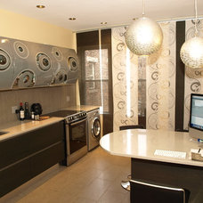 Contemporary Kitchen by Dolce Vita Kitchen and Bath