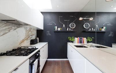 Smalt men smart – 8 tips gør det aflange køkken lidt større