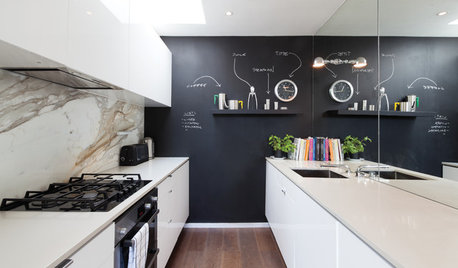 Small Galley Kitchens That are Big on Space-Widening Ideas