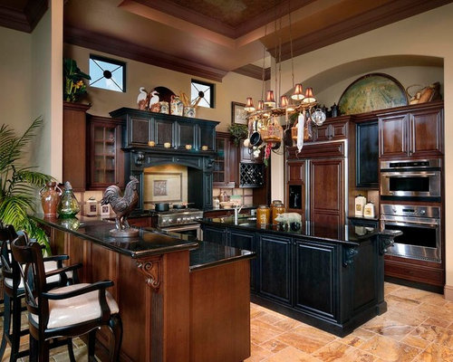 cabinet racks kitchen black stained cabinets home design ideas pictures 13012