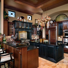 Contemporary Kitchen by Dreamstar Custom Homes