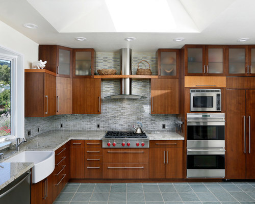 Stacked Oven Houzz