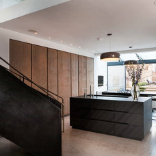 Contemporary Kitchen by Eggersmann London