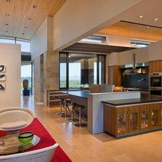 Contemporary Kitchen by Elizabeth A Rosensteel Design Studio