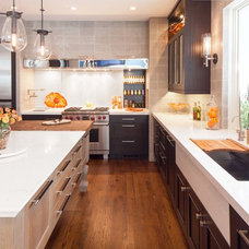 Contemporary Kitchen by Exquisite Kitchen Design