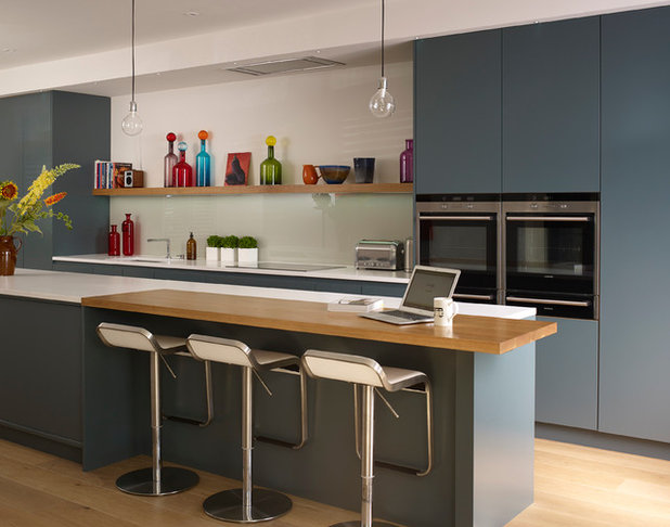 Contemporary Kitchen by Forbes Rix Design