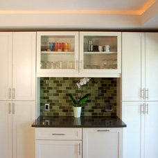 Contemporary Kitchen by Forward Design Build