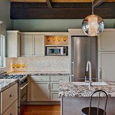 Contemporary Kitchen by Claudia Interior Design