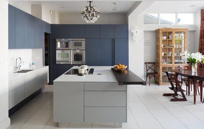 Kitchen Conundrum: Gloss or Matt Kitchen Cabinets?
