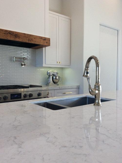 Large White Porcelain Kitchen Sink