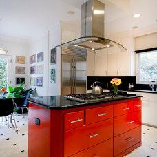 Contemporary Kitchen by Haitani Design