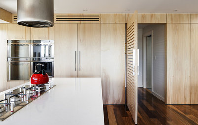 Slab-Style Cabinetry Offers Flexibility and Value