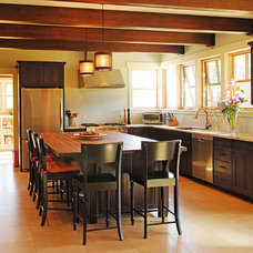 Craftsman Kitchen by Hood River reDesign