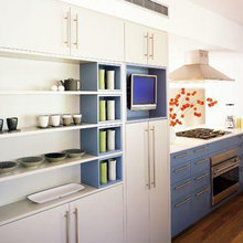 Letting It All Hang Out: The Beauty of Open Shelving