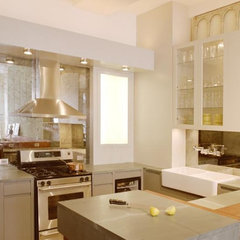 contemporary kitchen by Architecture in Formation, P.C.
