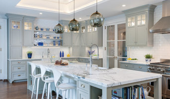 Contemporary Kitchen in Ellie Gray