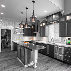 Contemporary Kitchen by Preferred Kitchen & Bath