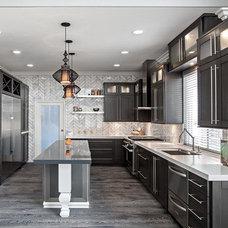 Contemporary Kitchen by Preferred Kitchen & Bath