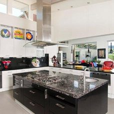 Contemporary Kitchen by Deganit Albalak