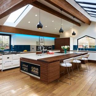 Contemporary Kitchen in Potterspury