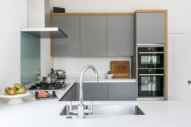 Contemporaneo Cucina by Veronica Rodriguez Interior Photography