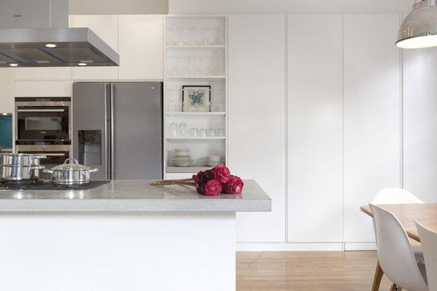 Encimeras de cocina ventajas e inconvenientes de sus - Nuevos materiales para encimeras de cocina ...