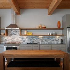 Contemporary Kitchen by Jason Ball Interiors, LLC