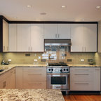 Condo Living - Contemporary - Kitchen - Toronto - by Arnal Photography