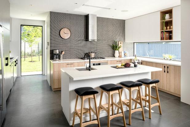 Charmant Contemporary Kitchen Contemporary Kitchen