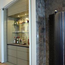 Contemporary Kitchen by Jessica Lagrange Interiors