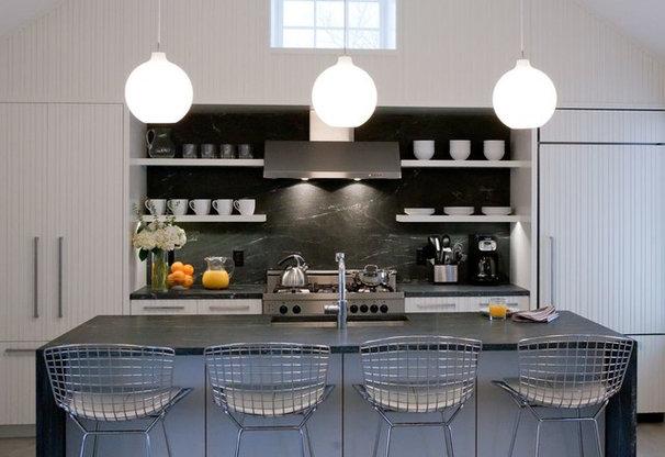 Contemporary Kitchen by Joe Olson