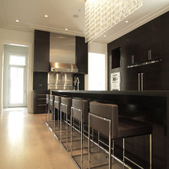 contemporary kitchen by Joel Kelly Design