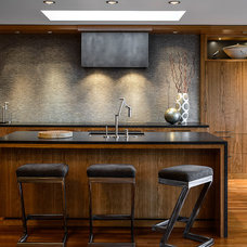 Contemporary Kitchen by Joshua Lawrence Studios INC