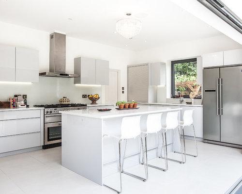 Houzz | Kitchen Diner Design Ideas & Remodel Pictures