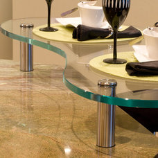Contemporary Kitchen Countertops by Kitchens By Design, Inc.