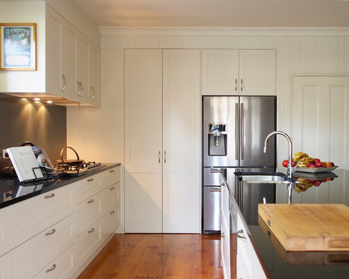 shaker style kitchens design ideas remodel pictures houzz. Black Bedroom Furniture Sets. Home Design Ideas