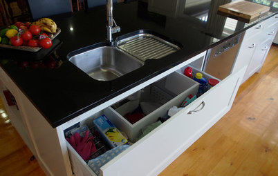 10 Amazing Kitchen Drawer Designs